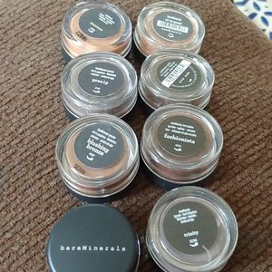 Bare minerals loose eye colors ($10 each)